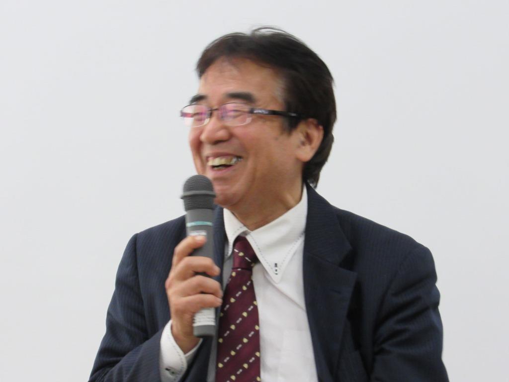 講師の伊藤文一。副理事長。福岡女学院大学教授。教職課程委員長 福岡市教育委員会 嘱託員 九州大学 非常勤講師等